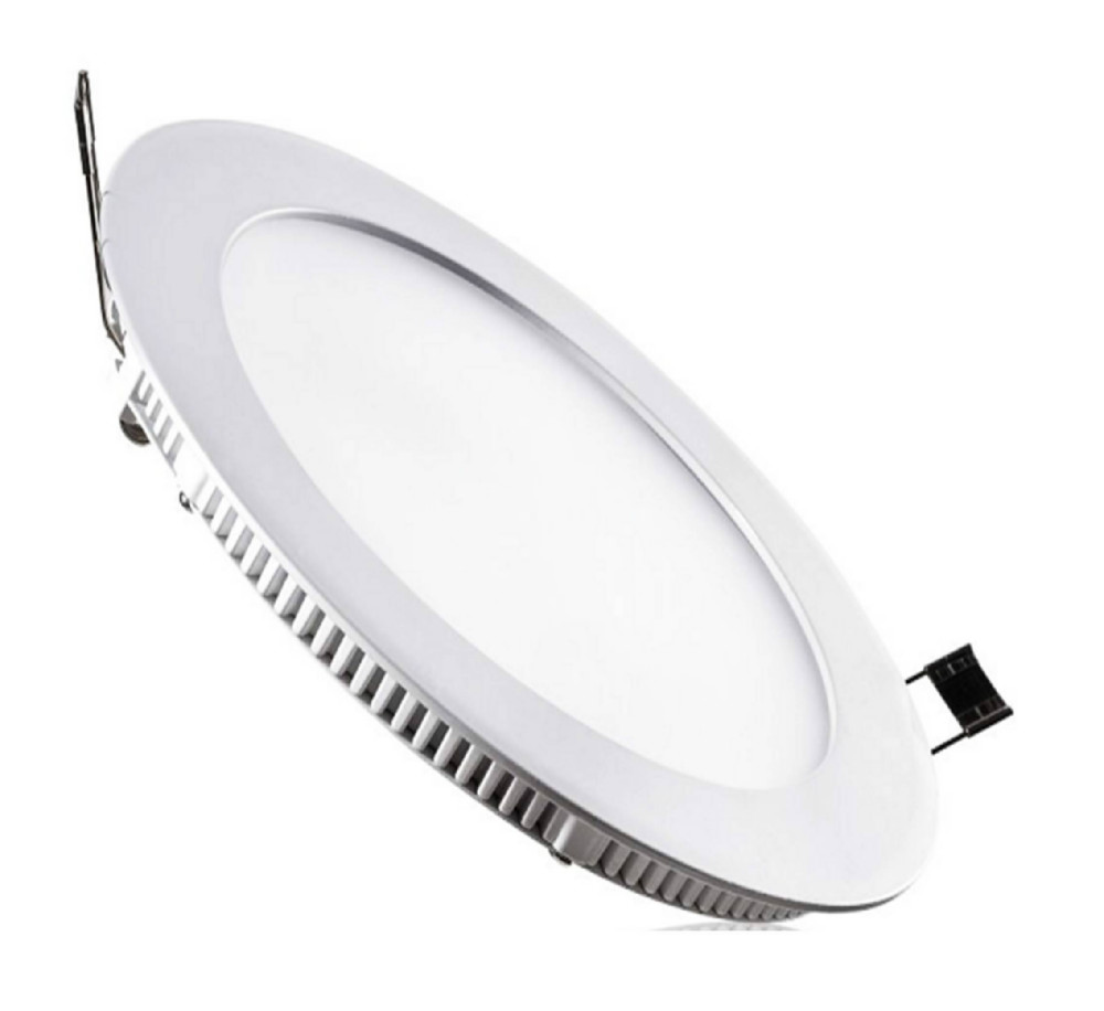 Downlight led 18w luz blanca for Downlight led extraplano